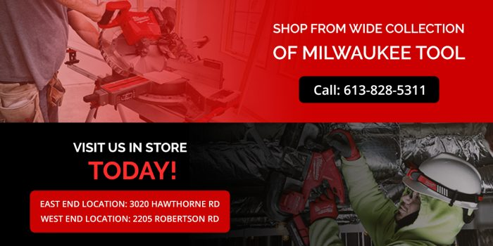 Contact for Milwaukee Tools