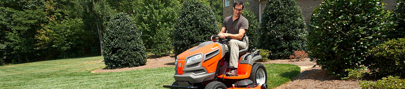 Husqvarna lawn tractor - An outdoor power equipment