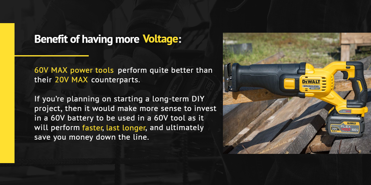 Benefits of having more Voltage |Ottawa Fastener Supply