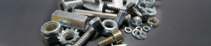 Bolts and screws for fastening