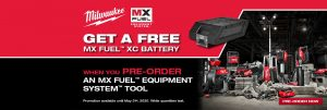 New Milwaukee Tools
