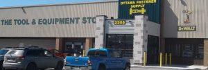 The tool & equipment Store l Ottawa Fastener Supply