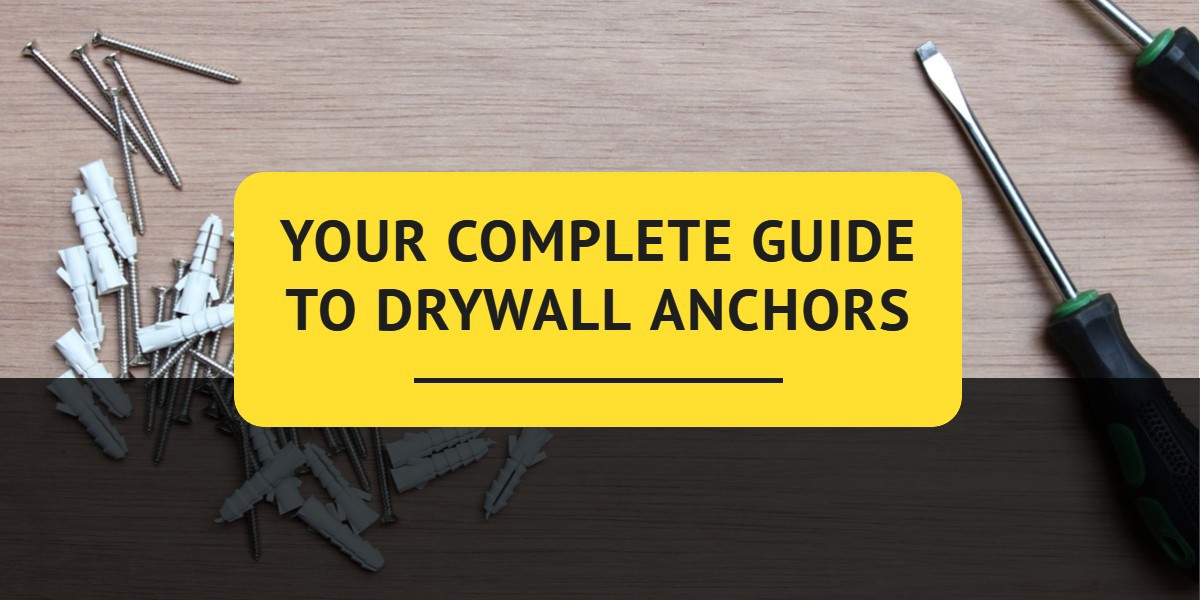 Your complete guide to Drywall Anchors | OFS